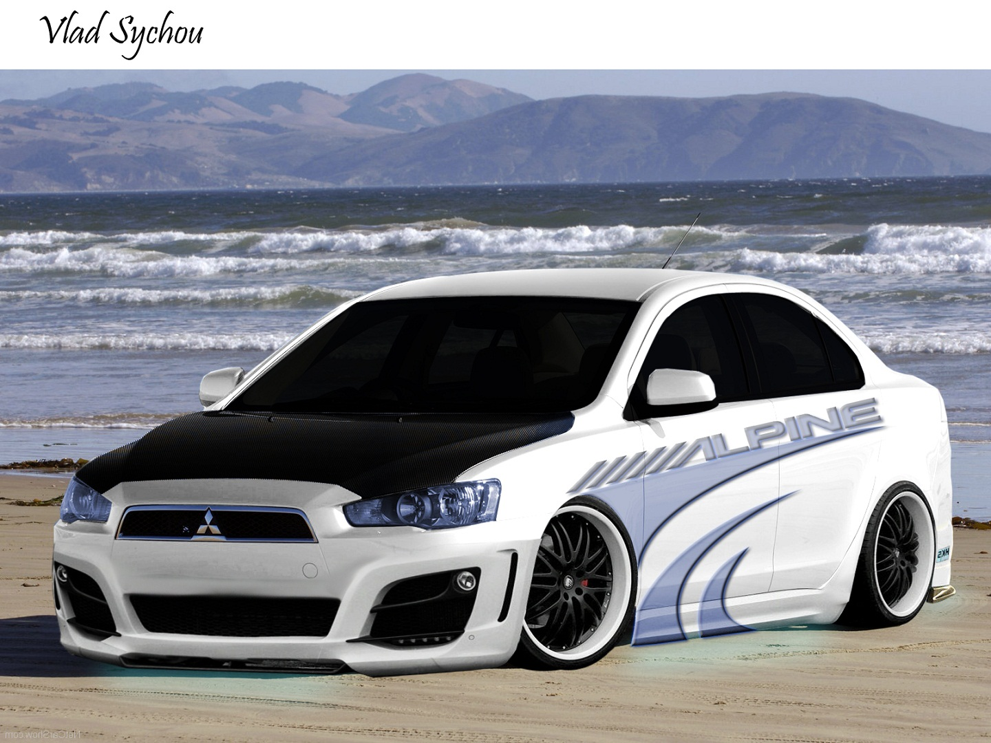 13th Virtual Car Tuning Battle Mitsubishi Lancer