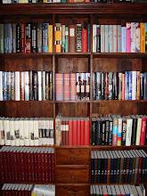 I min bokhylla