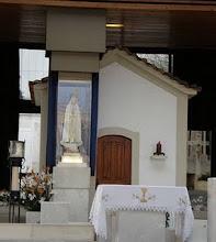 Para rezar em directo de Fátima
