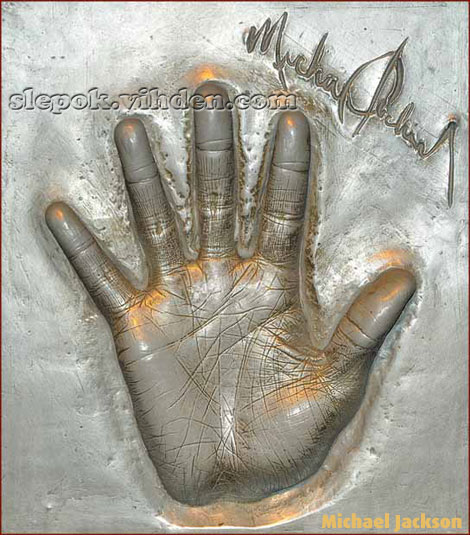 Изготовление слепков рук своими руками