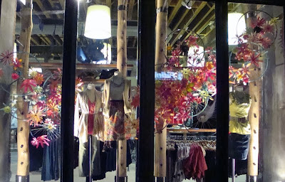 window display Anthropologie