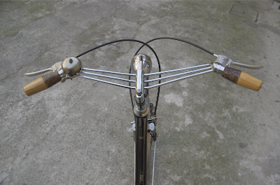 elaborate bicycle handlebars