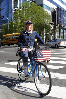 American bicycling
