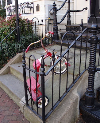 tricycle parking Georgetown