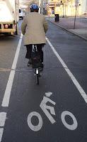 men man cycling bicycling jacket coat reflective DIY