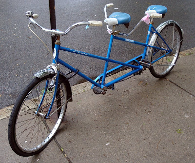 Schwinn tandem bike bicycle