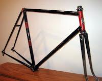 Motobecane Le Champion frame
