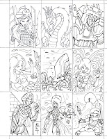 kid sketches list of direct links to activity and coloring sheets