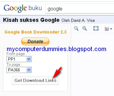 download ebooks on google books
