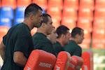 """FOTO RUGBY: """"Stejarii"""", înaintea meciului cu Tunisia (18 iulie 2010)"""