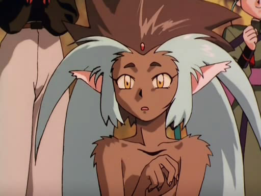 Karl Against the Tedium: Anime Retrospect: Tenchi Muyo! Part 3