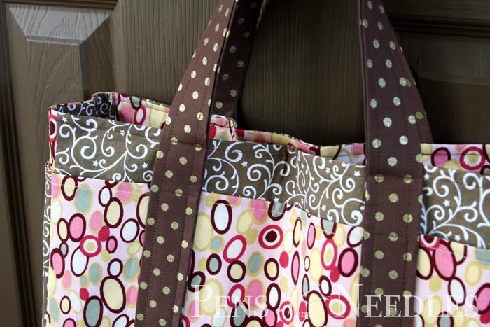Diaper Bag Pattern - Buzzle