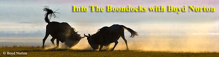 Into the Boondocks With Boyd Norton