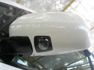 Toyota Alphard Side Camera