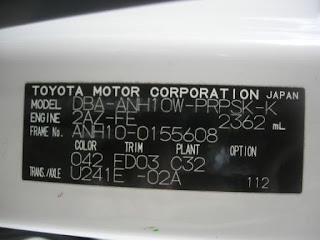 Toyota Alphard Side Panel