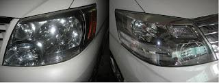 Toyota Alphard Front Light Cluster