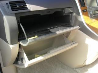 Toyota Alphard Glove Box