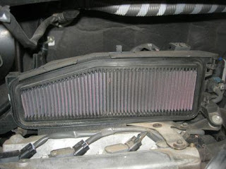 Toyota Alphard Air Filter