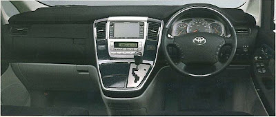 Toyota Alphard PFL AS/MS Interior