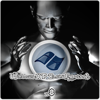 Windows XP BlackCrystal Ultimate [SP3] V8 [RS-UL]