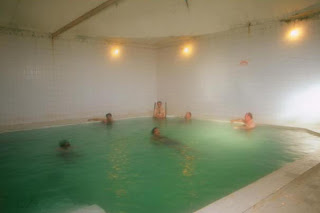 Kür Merkezi Havuzu