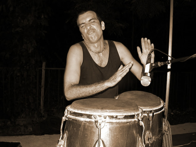El Percusionista (Piol)
