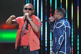 Wisin & Yandel en los Premios Juventud