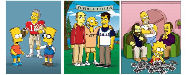Los Simpson en su temporada Nº 20