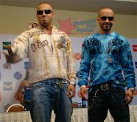 Wisin & Yandel presentan su gira 'El Regreso De Los Vaqueros'