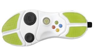Zapato Xbox 360