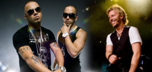 Wisin & Yandel grabaria con Noel Schajris