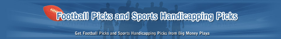 Football Picks and Sports Handicapping Picks