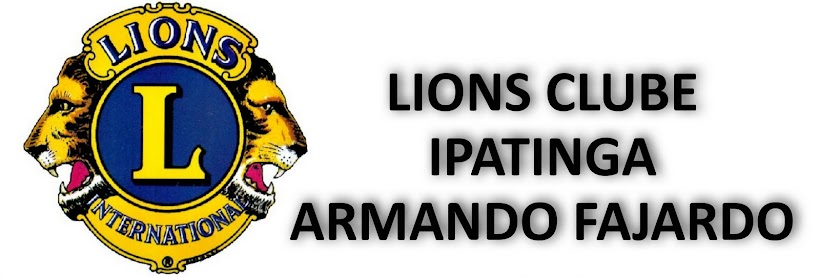 Lions Clube Ipatinga Armando Fajardo