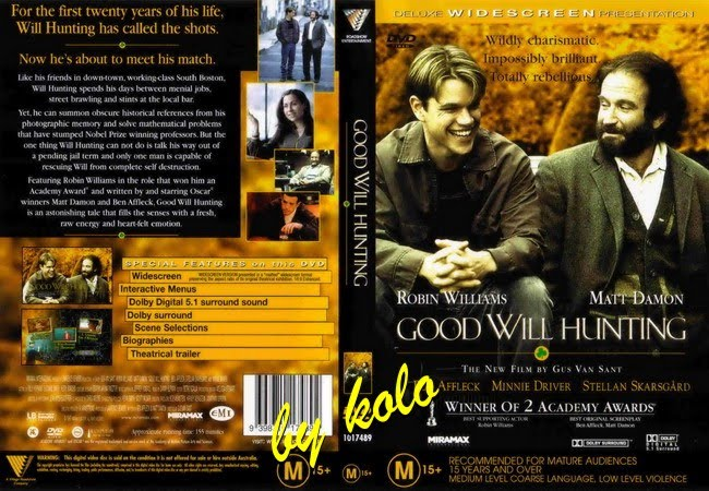 a comprehensive movie analysis of good will hunting by gus van sant Write a film argument essay good will hunting dir gus van sant, 1997 and how it is linked to the american dream  will be analyzing how the film good will hunting dir explore the idea of the american dream  psychological analysis of good will hunting utilizing theory and research.