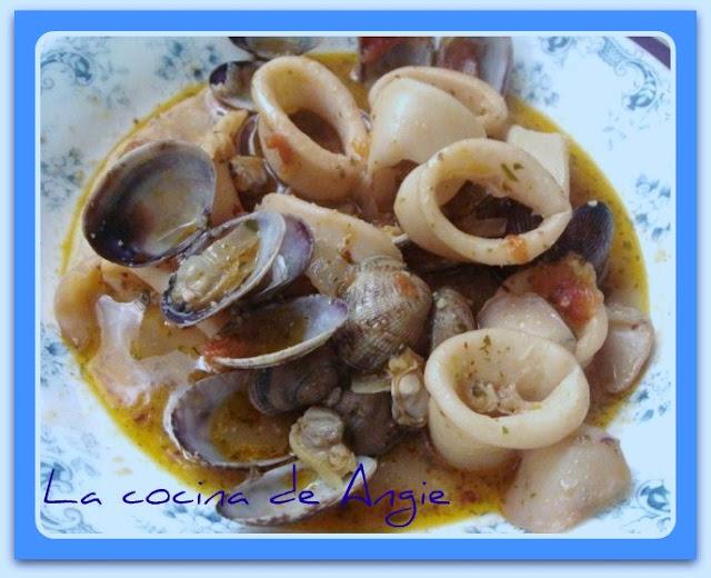 Como limpiar las aletas de calamar receto - Limpiar calamares pequenos ...
