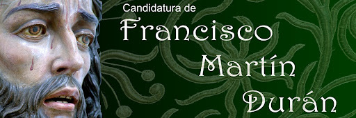 Candidatura de Francisco Martín Durán