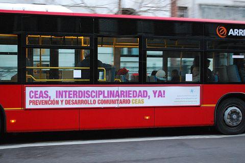Súbete al autobús de la interdisciplinariedad