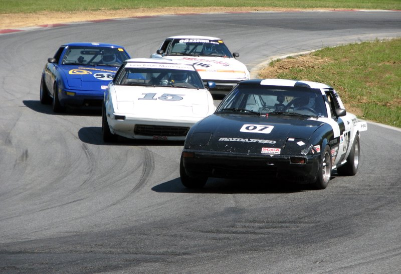 Mazda RX7s...