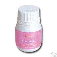 Manjakani Sarapat Plus 120 Pills Made In