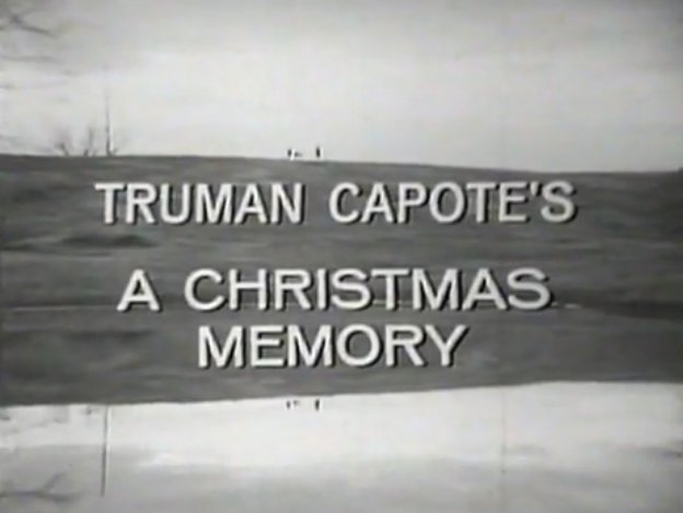 truman capotes holiday memories essay It is arguable that truman capote is based on willie-jayвђ™therefore reports to create sympathetic feelings for perry and endeavor his opinion about the motives for its murder though he is never physically present in the story, willie-jay is frequently alluded to against perryвђ™s prison memories, to his dream, all the way into the trial.