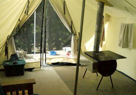 Though I doubt Iu0027d be able to install a wall tent anywhere in Brooklyn (unless someone has a secure backyard to offeru2026) that hasnu0027t stopped me from doing ... & Archival Shelter: Wall Tents | Archival Blog