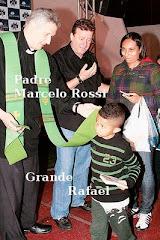 Pdre Marcelo e meu Neto O Rafael