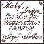 My Mischief CU licence