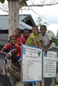 Papua Kids - Mid 2007
