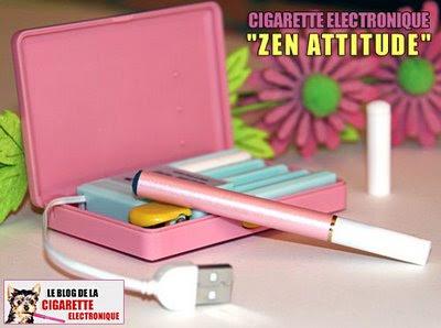 cigarette électronique Zen-Attitude