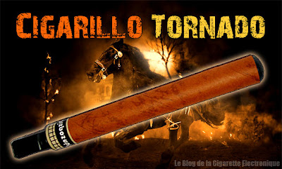 cigarillo electronique jetable tornado