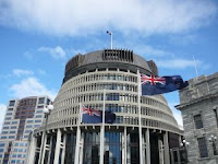 The Beehive (NZ Government): NZ online links for Auckland CBD Hotels at http://aucklandhotels.blogspot.com/