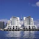 Hilton Hotel at Auckland Viaduct by http://aucklandhotels.blogspot.com/