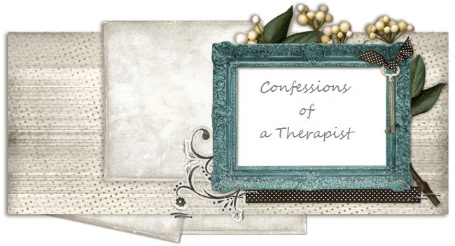 Confessions of a Therapist