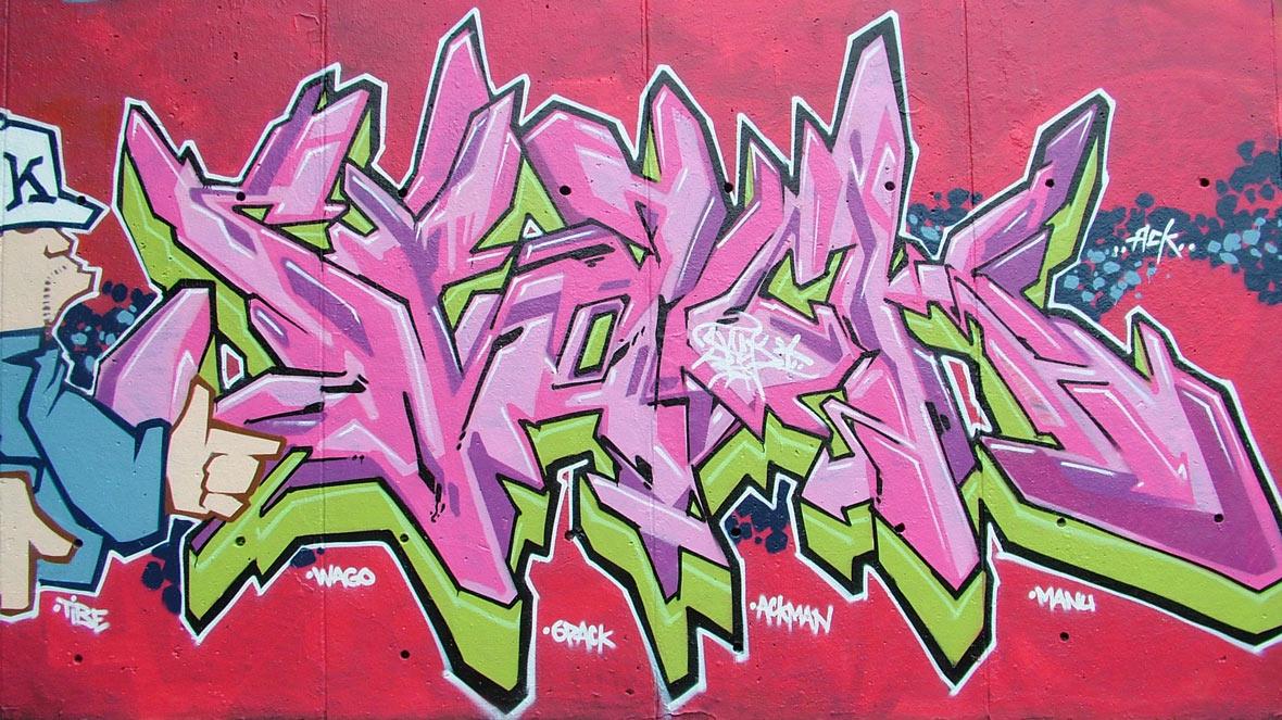 Louisiana'sBlog: On the Graffiti Beat: Art or Not.